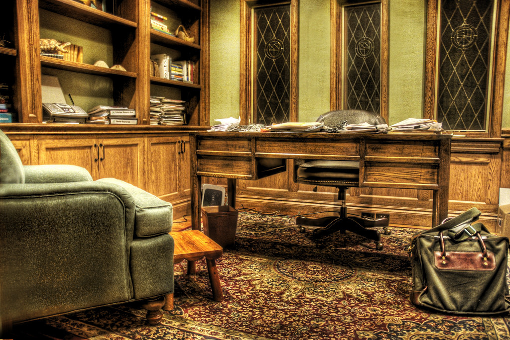 Old Fashioned Office